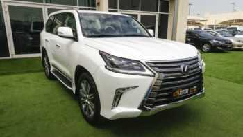 Gulf/American Specification 2016 Lexus LX570......
