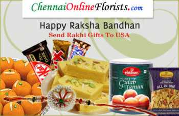Mesmerize your dear brother on this Raksha Bandhan with attractive Rakhi and enchanting gifts